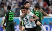 阿根廷迟迟未能击败尼日利亚,并在去年达到世界杯16强